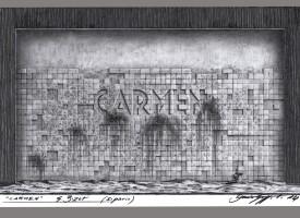 """Carmen"" - Sipario"