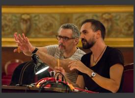 Benedetto Sicca con John Turturro